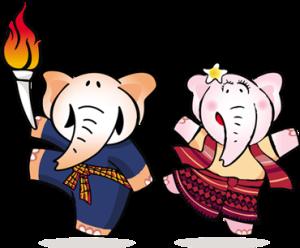 mascot seagames