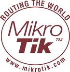 Logo Mikrotik routers os